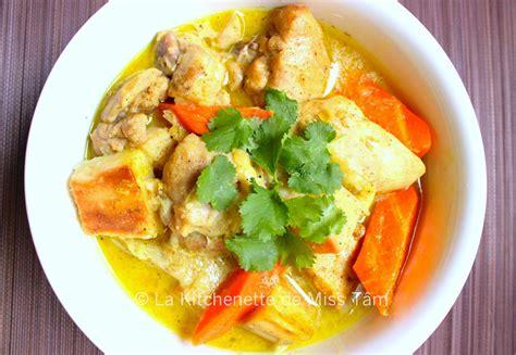 cours de cuisine asiatique curry de poulet à la vietnamienne cà ri gà la