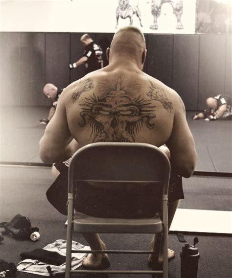 brock lesnar tattoo  tattoo ideas gallery