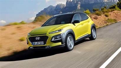 Kona Hyundai Ev Yellow Acid Wallpapers Background