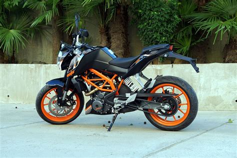 Ktm Duke 390 Picture by Ktm 390 Series