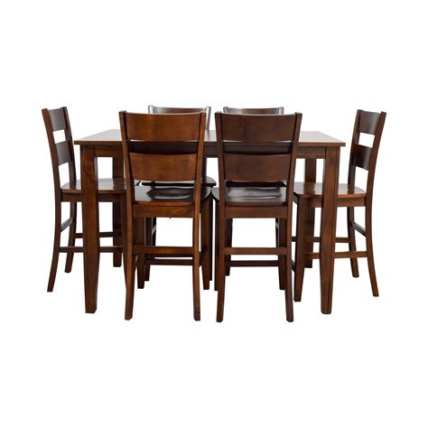 Bobs Furniture Kitchen Table Set by 73 Bob S Furniture Bob S Furniture Wood Pub Dining