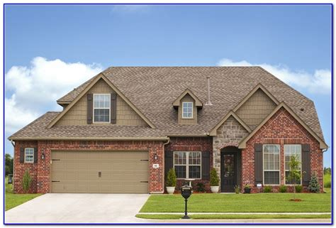 exterior house paint colors with brick painting home