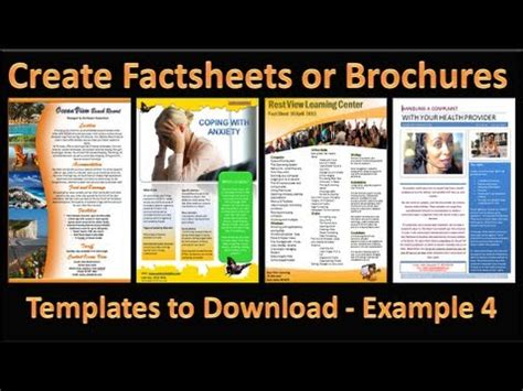 brochure    brochures  microsoft