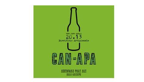apéritif canapé birra can apa aroma di fiori di canapa locale al