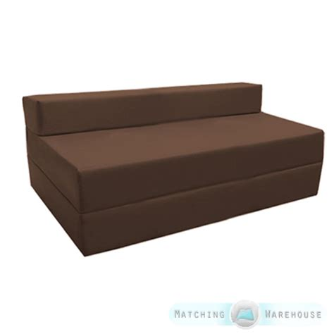 Folded Sofa Bed by Fold Out Waterproof Double Guest Z Bed Chair Folding