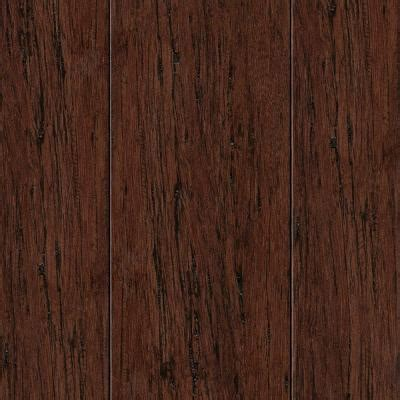 home depot bamboo flooring home legend hand scraped strand woven mocha 3 8 in thick x 2 3 8 in wide x 36 in length solid