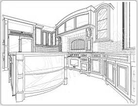 Galley Kitchen With Island Floor Plans Kitchen Galley Kitchen With Island Floor Plans Trash Cans Baking Pastry Tools Table Linens
