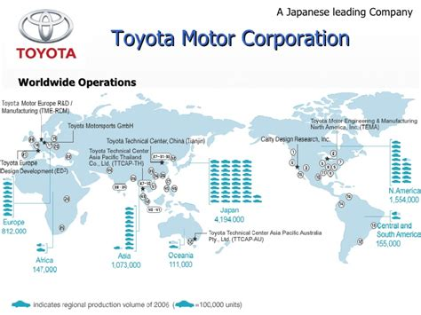 toyota worldwide japan country workshop pp
