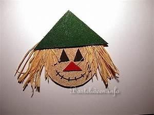 Basteln Halloween Mit Kindern : basteln mit kindern herbst und halloween magnetvogelscheuche ~ Yasmunasinghe.com Haus und Dekorationen