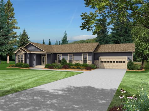 large country house plans one ranch style homes best free home design