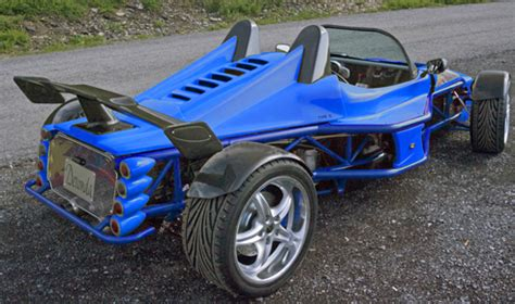 the deronda sports car is stripped down and steroids 6speedonline porsche and