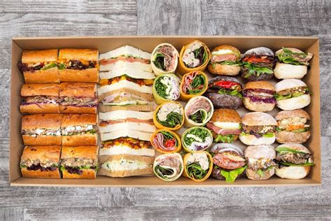 Lunch Collections  Catering Project Sydney