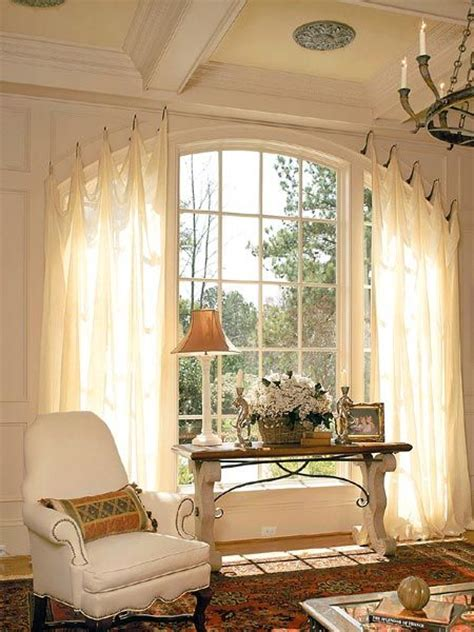 Drapes For Large Windows - window treatments for difficult windows what you must