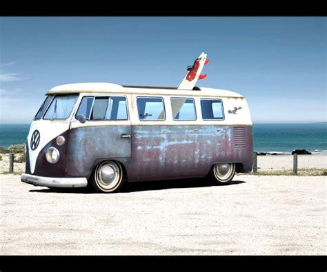 Volkswagen Combi Minibus Hd Walllpaper
