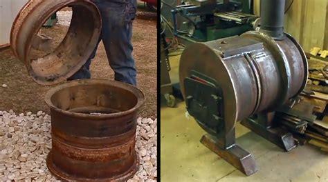 making  wood stove   wheels alloutdoorcom