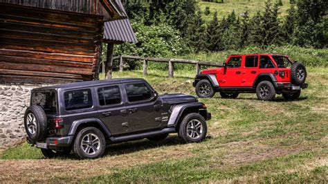 Review Jeep Wrangler by Jeep Wrangler 2018 Review On And Road Verdict
