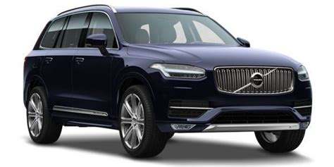 Volvo Cars Prices by Volvo Xc90 Price Images Mileage Colours Review In