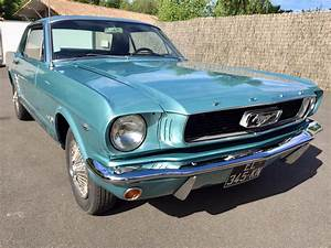 Ford Mustang Coupe (1966) - Vintage car sale - kool and the cars