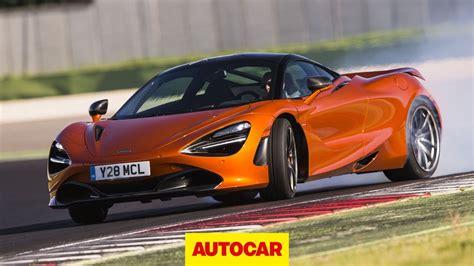 Mclaren's New Ferrari-rivalling
