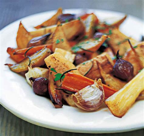Savory Oven Roasted Root Vegetables Recipe Williams