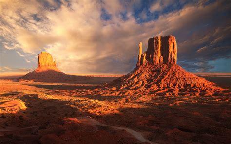 Landscape Desert Nature Wallpapers Hd Desktop And