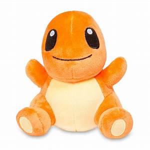 Charmander Poké Plush Pokémon Center Original