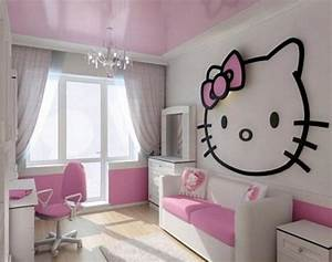 Hello Kitty Room Decoration Ideas