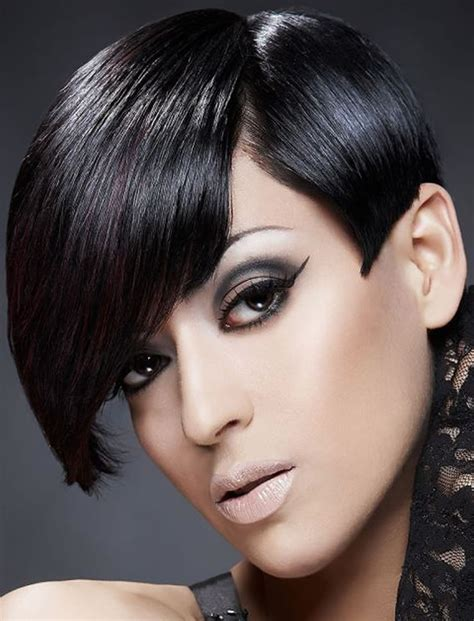 Pixie Hairstyles Black Hair by 55 Stylish Pixie Hairstyles In 2017 Pixie Hair Cuts