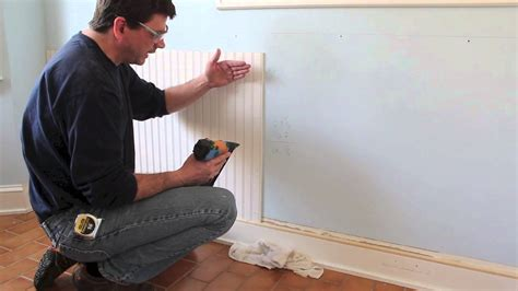Installing Mdf Wainscoting by Design And Install Beadboard Wainscoting Molding Jon
