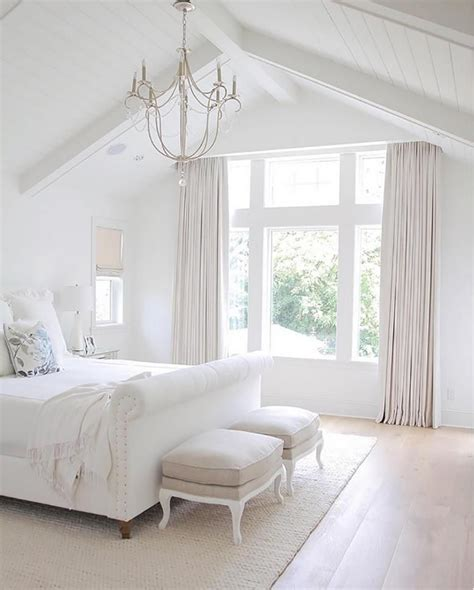All White Bedrooms   RC Willey Blog