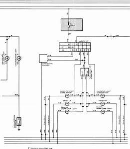 1986 Toyota Celica Headlight Wiring Diagram  1986  Free