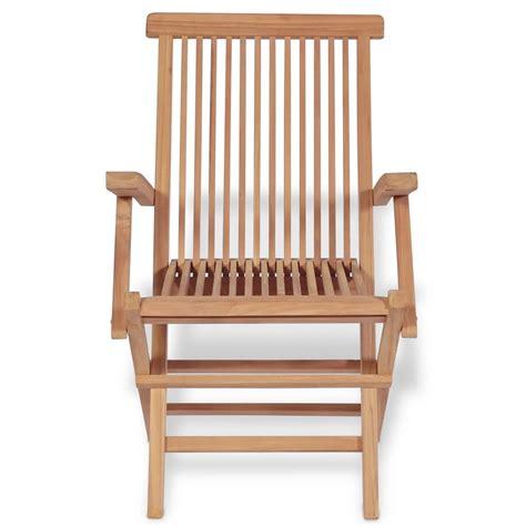 vidaxl teak garden chairs  pcs xx cm vidaxlcomau