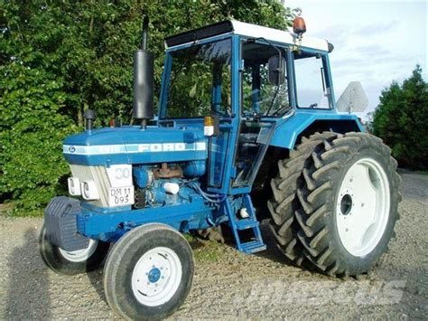 Used Ford 4610 Tractors Year 1986 Price $7,108 For Sale