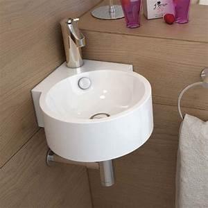 Reservoir Wc Lave Main : 5 lave mains pour des toilettes originales ~ Melissatoandfro.com Idées de Décoration