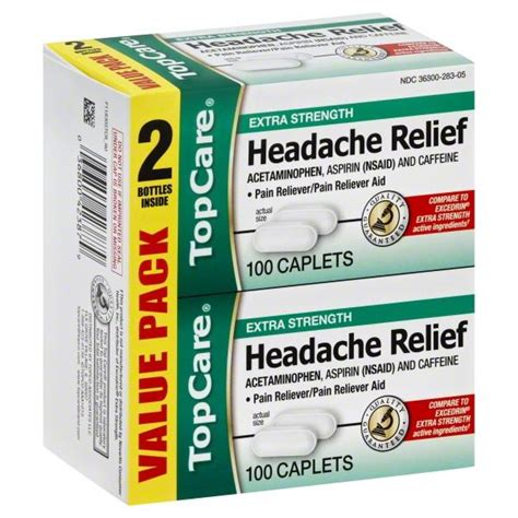 This state can be extremely serious for the people who suddenly switch from daily caffeine to no caffeine at all. Headache Meds With Caffeine - Cluster Headaches