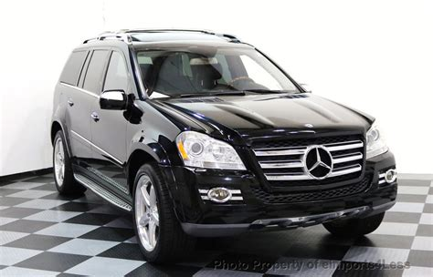 Print this page and call us now. 2009 Used Mercedes-Benz CERTIFIED GL550 4Matic AWD AMG 7 PASSENGER at eimports4Less Serving ...