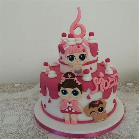 la torta lol surprise nel  idee torta torte