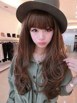 Pin de Aimi chuuu♥ en ULZZANG GIRL Peinados Peluquería