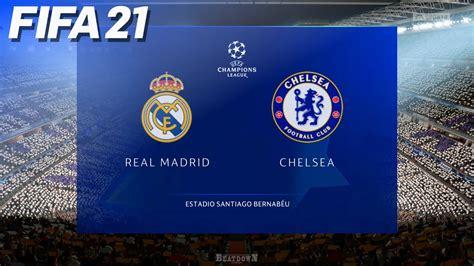 FIFA 21 - Real Madrid vs. Chelsea   PS5 - YouTube