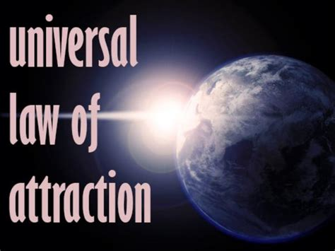 universal of attraction guides a listly list
