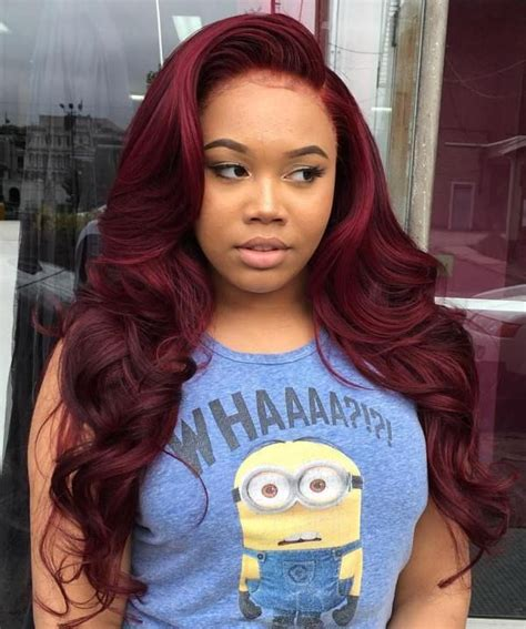Hairstyles With Sew Ins by Sew 40 Gorgeous Sew In Hairstyles Prom In 2019