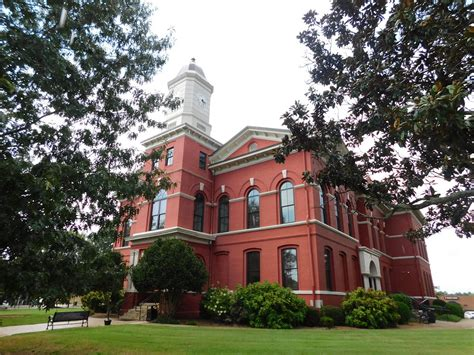 Pike County Courthouse | Zebulon, Georgia Constructed in ...