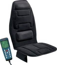 massage spa chairs cushion heat back homedics shiatsu seat