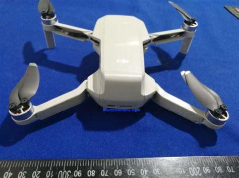 dji mavic mini drone pictures leaked  photo rumors