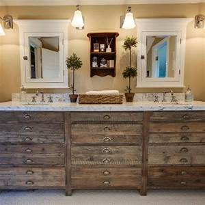 Bathrooms : Captivating Rustic Bathroom Vanities Plus