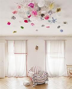 quand le plafond fait partie integrante de la deco marie With chambre bébé design avec comment envoyer des fleurs pour un enterrement