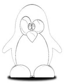 HD wallpapers coloriage pingouin a imprimer