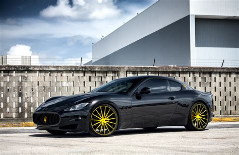 custom maserati granturismo customized maserati granturismo exclusive motoring