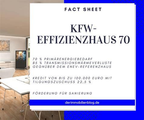 Kfw Effizienzhaus 70 by ᐅ Kfw Effizienzhaus 70 Anforderungen Tipps
