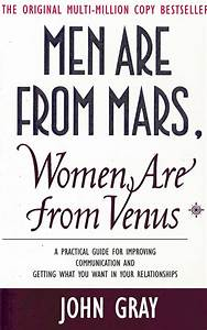 Men Are From Mars Women Are From Venus Quotes - Pics about ...